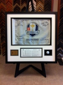 Hazeltine Flag