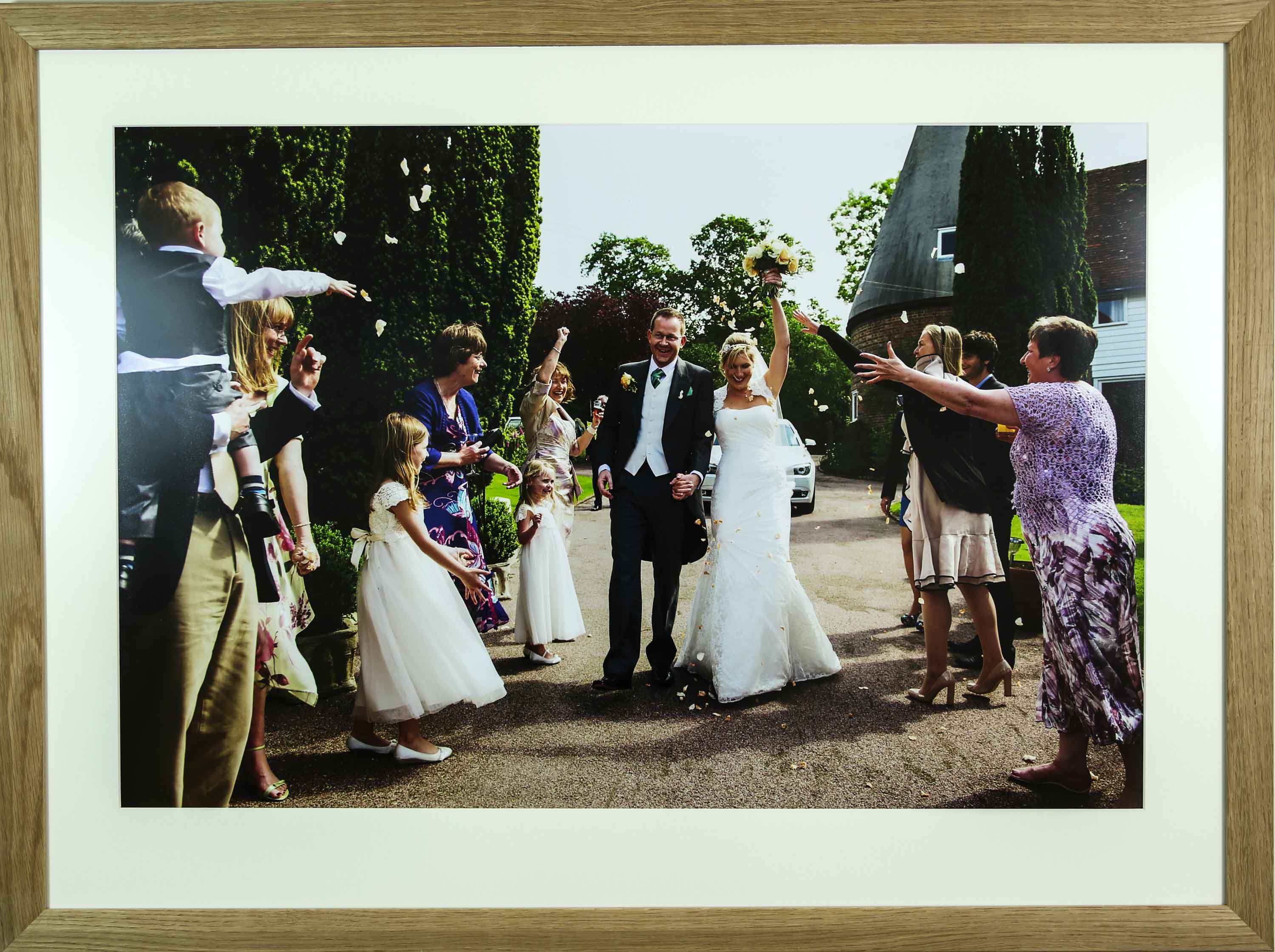 Wedding Photo Framing | FASTFRAME of MN
