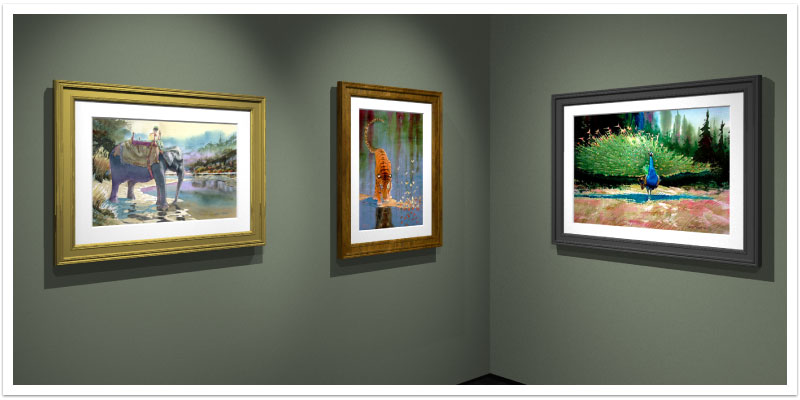 Art Picture Framing Fastframe Of Mn